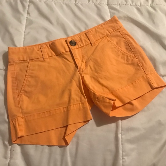 American Eagle Outfitters Pants - Solid color chino shorts.